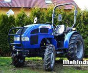 Mahindra 254 modrý